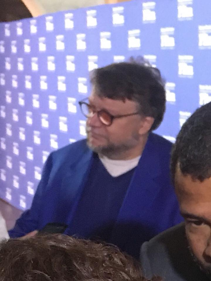 Guillermo Del Toro at the Santa Barbara International Film Festival 2018
