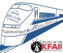 Big Blue Train #170