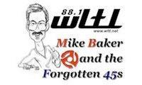 Mike Baker's Forgotten 45's