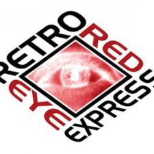 Retro Red-Eye Express
