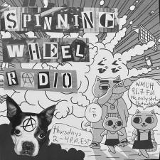 Spinning Wheel Radio
