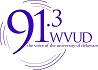 91.3 WVUD FM Newark
